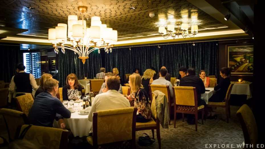 Norwegian Epic, Le Bistro, Speciality Restaurant