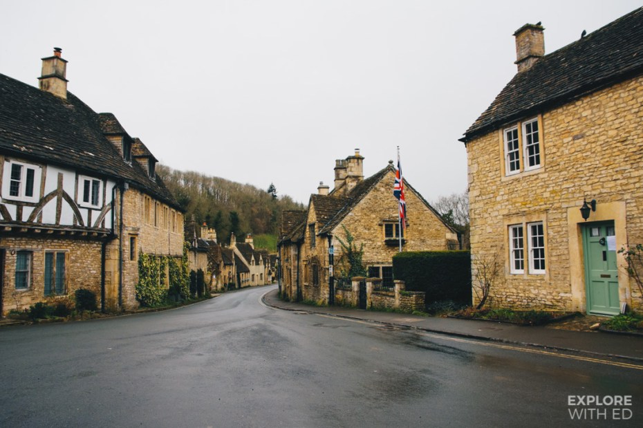Castle Combe in England has been used as a filming location including Stardust, Doctor Dolittle and War Horse