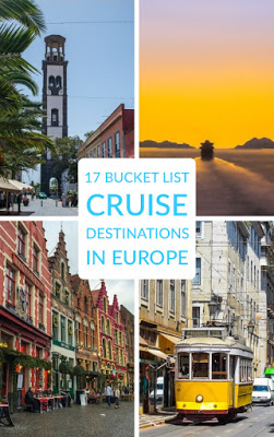 Bucket List Destinations in Europe by Travel Blogger Explore With Ed