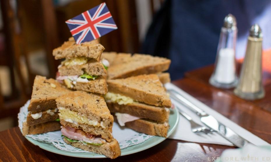 Lunch in Stratford-Upon-Avon