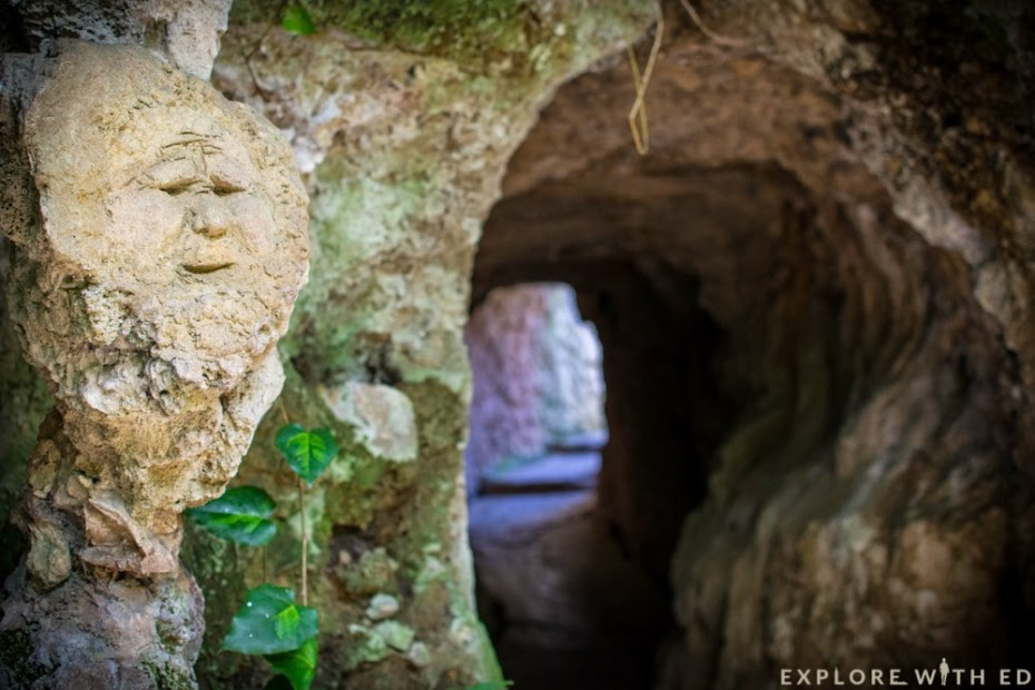 Dewstow Gardens and Grottoes