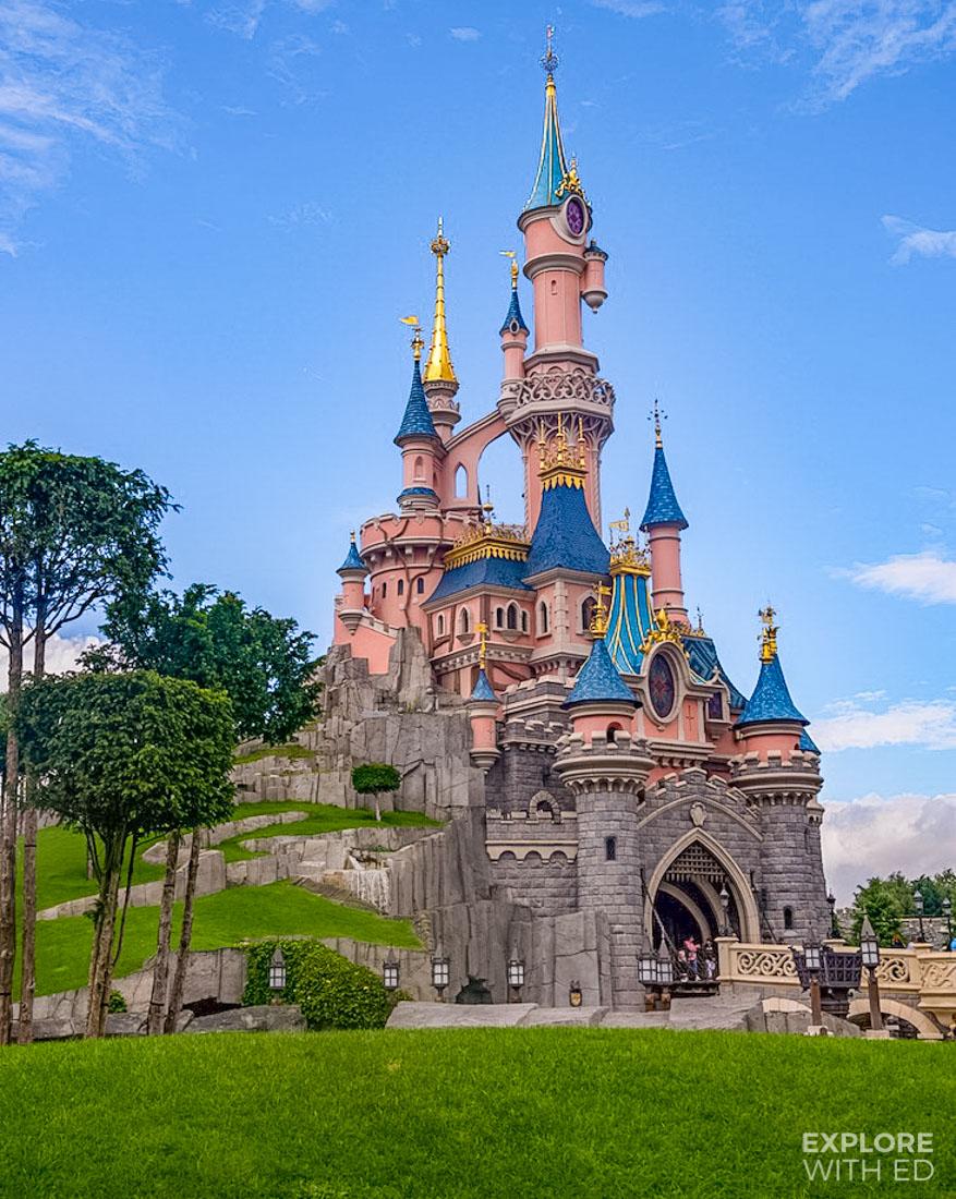 Incredible experiences at Disneyland Paris