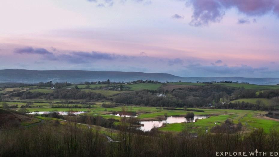 The Celtic Manor Golf Course, Winter