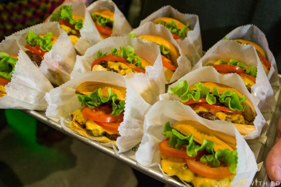 Shake Shack Burgers in Cardiff