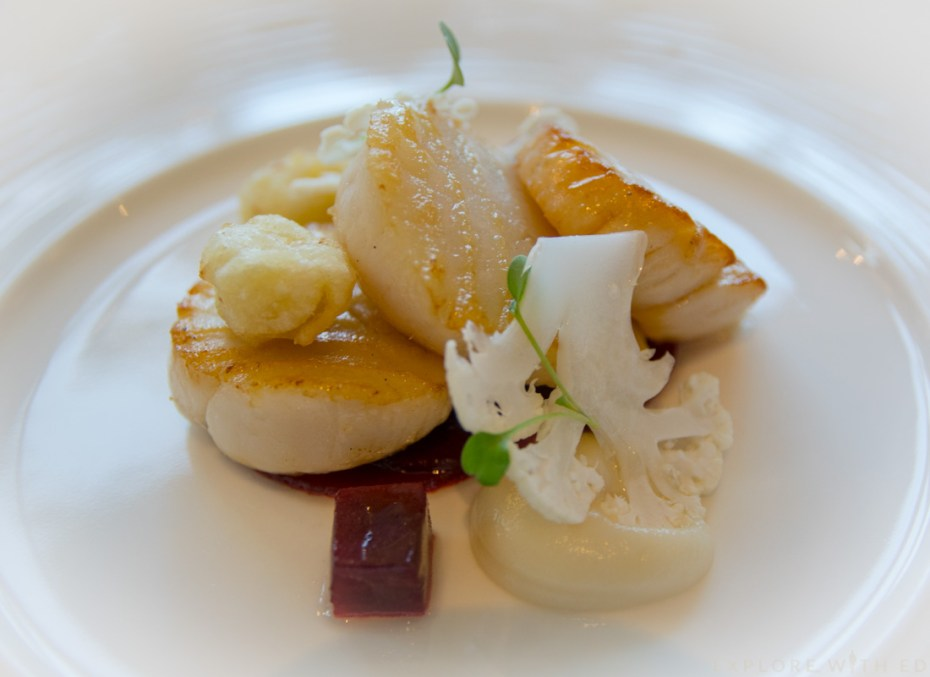 Epicure Experience Scallops