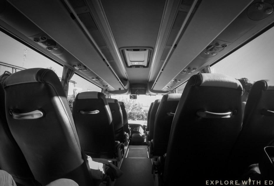 TripAshore Coach, Barcelona