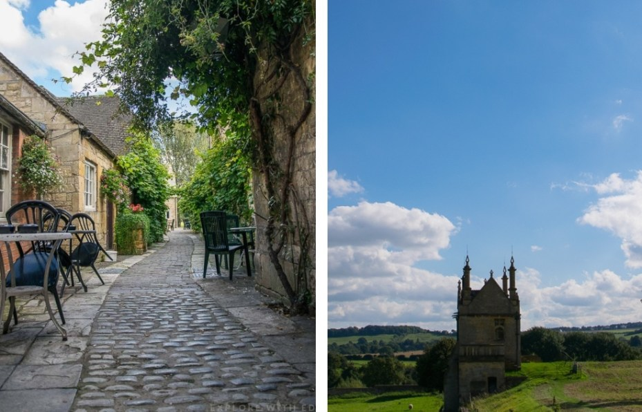 Chipping Campden countryside