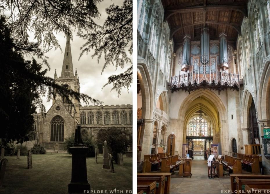 Stratford-Upon-Avon Church, Holy Trinity