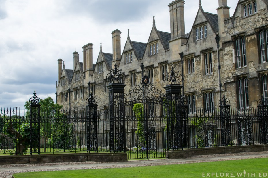 Merton College Oxford