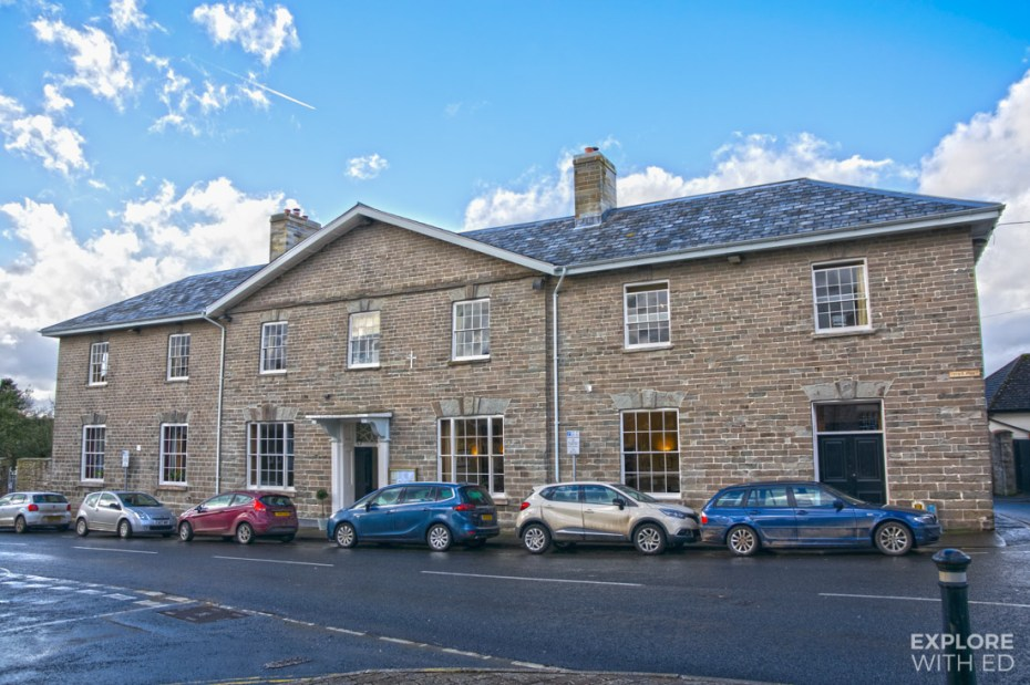 The Swan at Hay Hotel, Places to stay in Hay-on-Wye