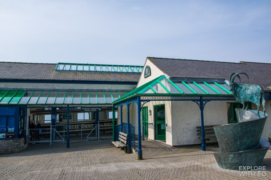 Great Orme Summit Station and Visitor Centre