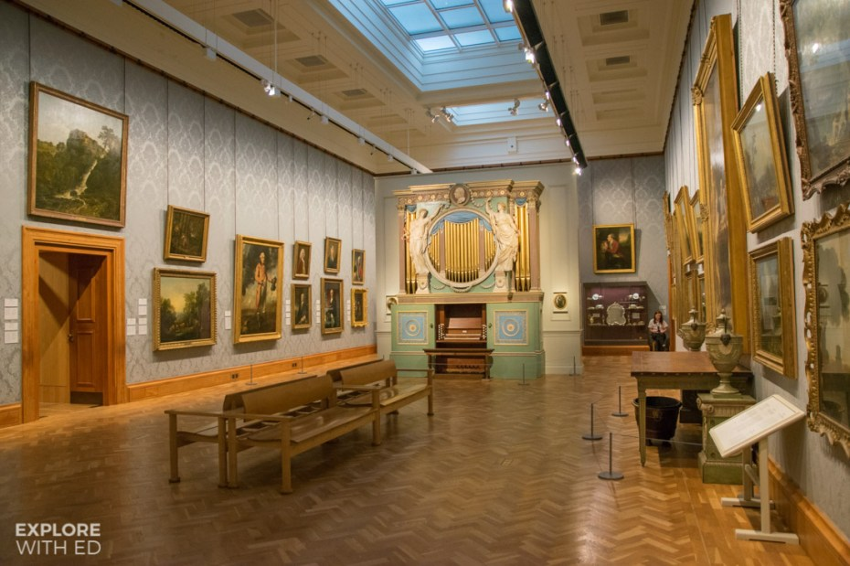 Cardiff National Museum and Art Gallery Collection