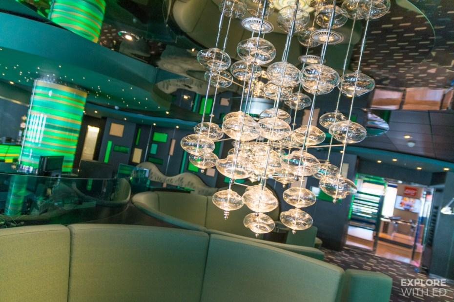The Green Sax Jazz Bar MSC Preziosa