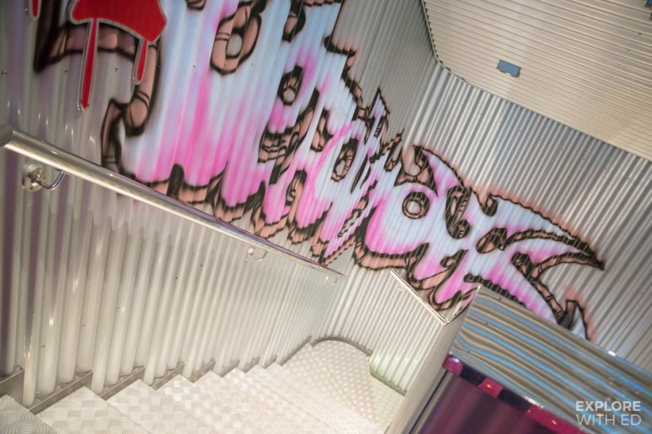 Virtual arcade room and 4D Cinema MSC Preziosa
