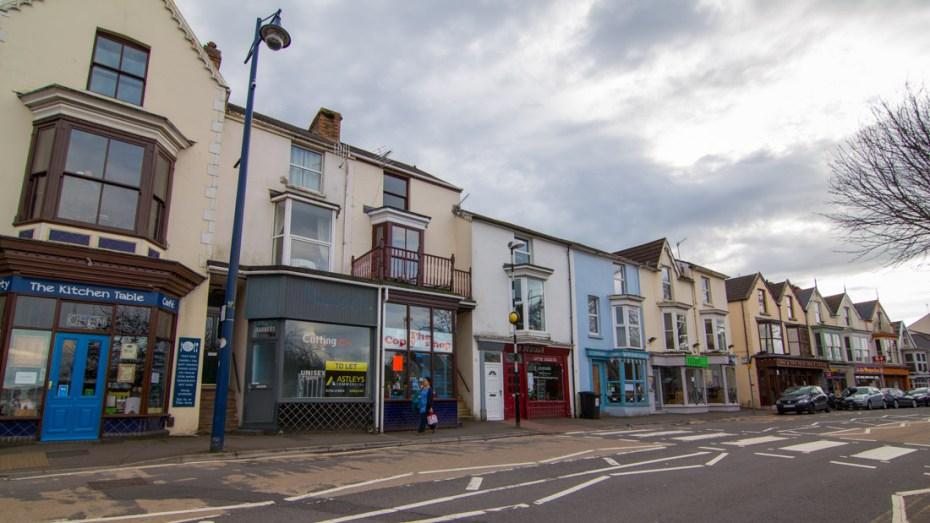 Mumbles Road restaurants and cafés