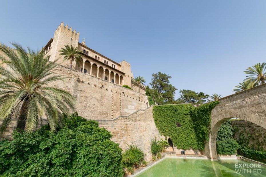 The Royal Palace of La Almudaina
