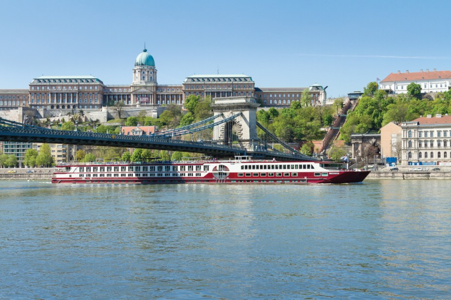 MS Serenity, River Cruise Line