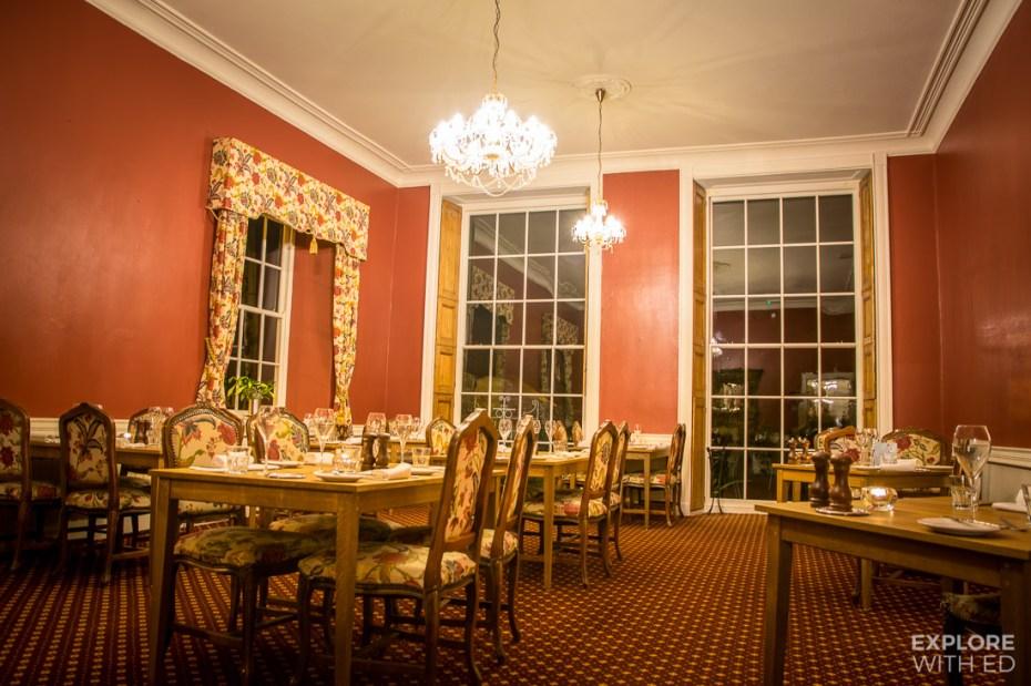 Traditional dining room Swan-at-Hay, Breakfast room Swan-at-Hay