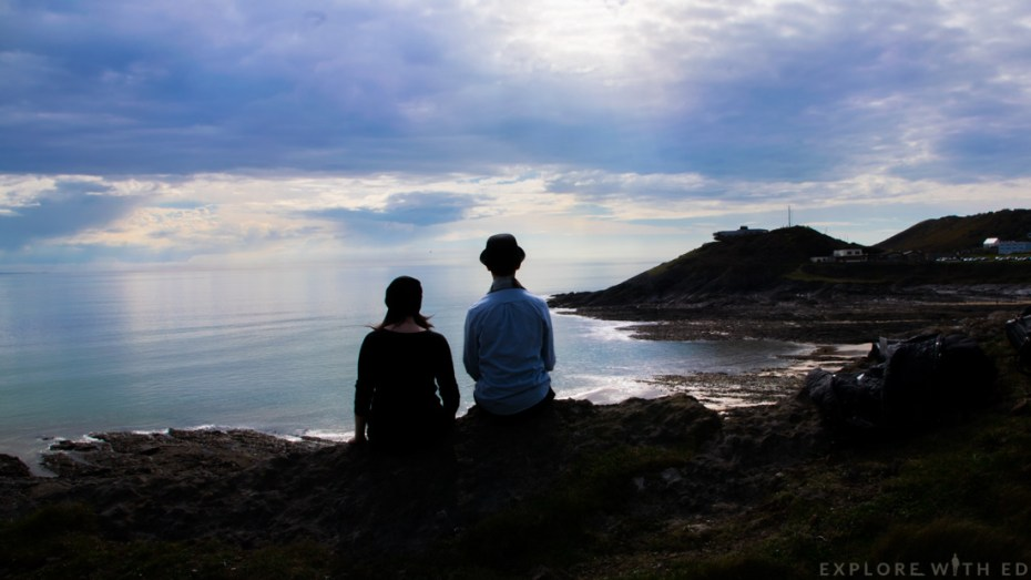 Bracelet Bay, Mumbles Swansea