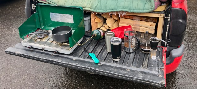 Coffee on the Road