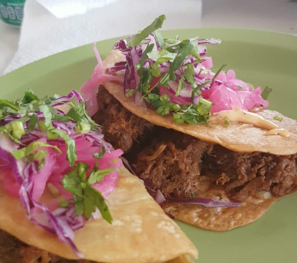 Tacos in Mexico - Foods Around The World