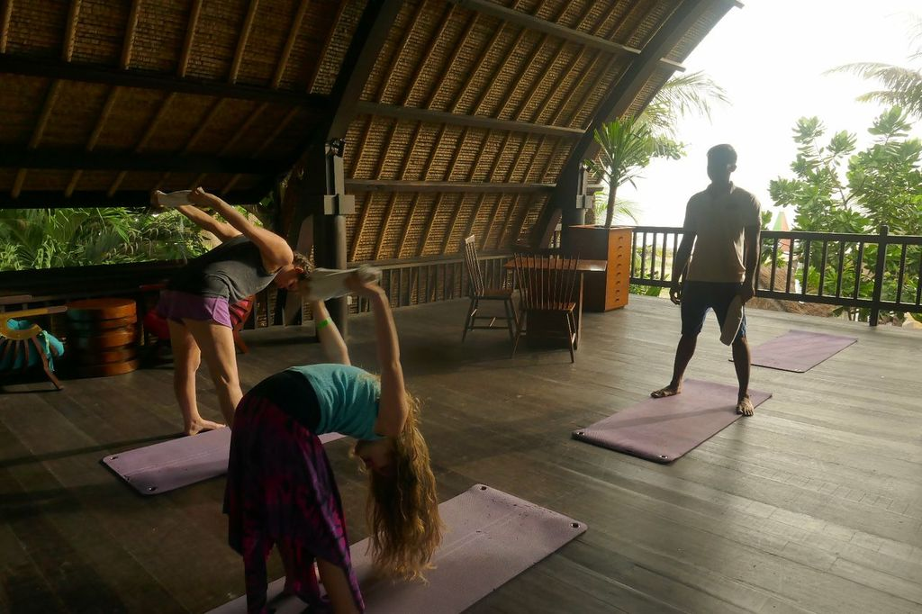 Kids Choose Holiday Inn Bali Benoa - yoga