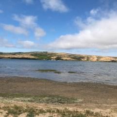 The lovely bay