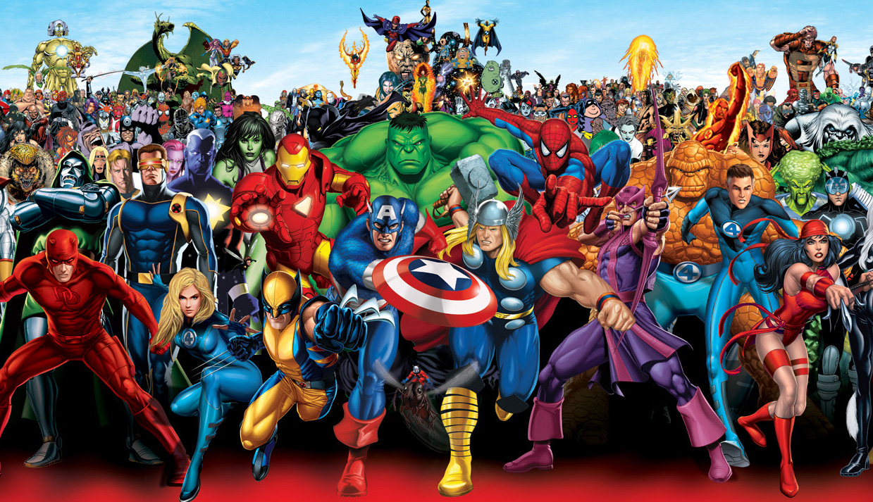 Lost Files of Marvel! – Fan-made Datafile Index