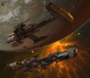 Space Opera Ships
