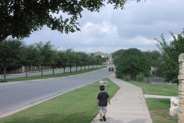 Round rock City in Texas