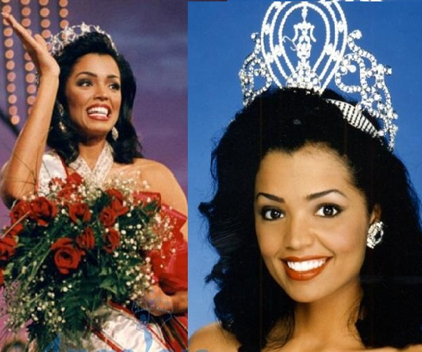 Chelsi Smith miss universe winners from usa list
