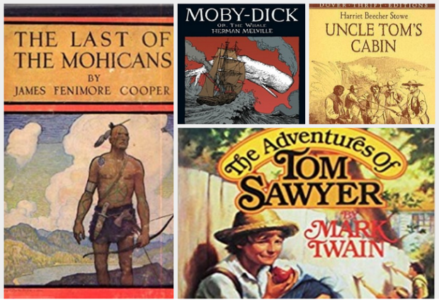 The Greatest American Novels of All-time
