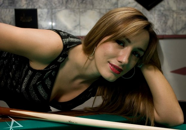Top 7 Most Attractive Billiards Players of USA