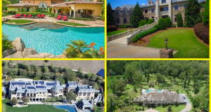 10 Most Expensive Mansions of NFL Players