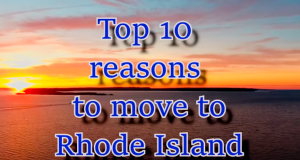 Top 10 Reasons to Move to Rhode Island