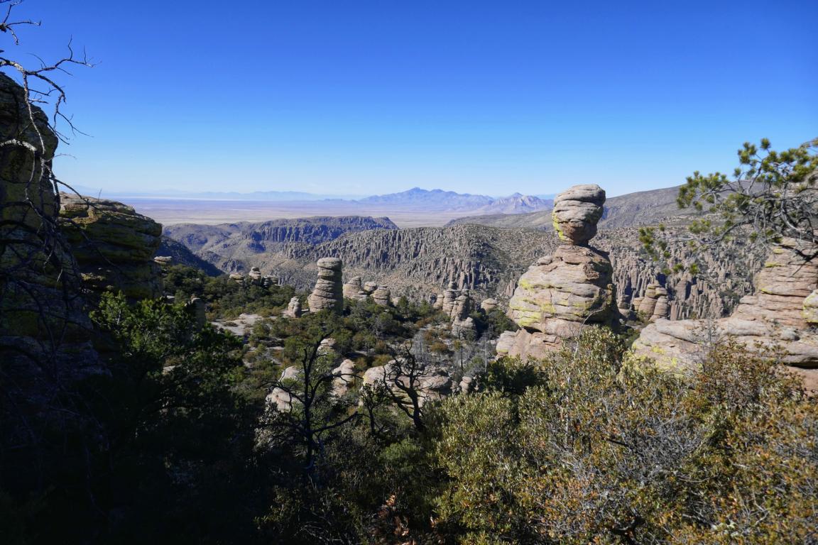 im Chiricahua National Monument