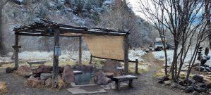 die fantastischen Gila Hot Springs
