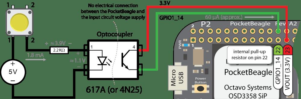medium resolution of optocoupler circuits