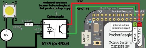 small resolution of optocoupler circuits