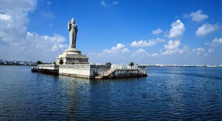 hussain sagar lake Hyderabad Hi-Tech City Hyderabad