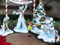 Walt Disney World Resort Decorations
