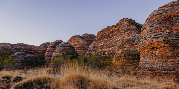Competition – Win this stunning Bungle Bungles framed print by Landi Bradshaw