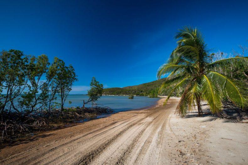 Connies Beach, Cape York