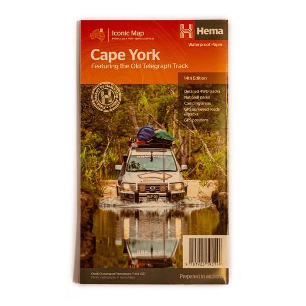Hema Maps Cape York