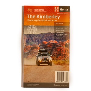 The Kimberley Map by Hema