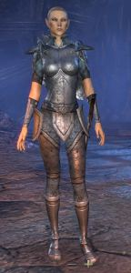 Exploring the Elder Scrolls Online - Female High Elf
