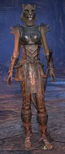 Exploring the Elder Scrolls Online - Female Khajiit