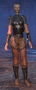 Exploring the Elder Scrolls Online - Female Redguard