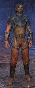 Exploring the Elder Scrolls Online - Male Redguard