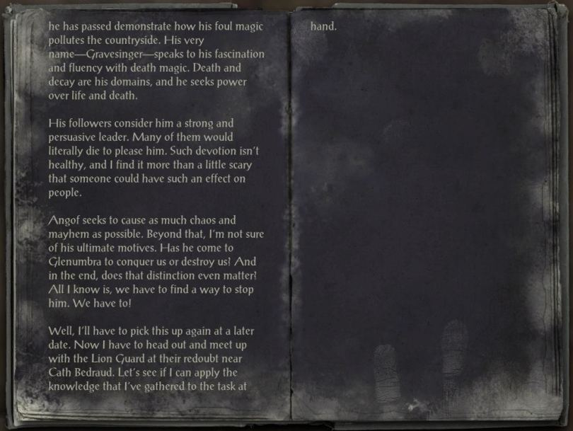 The Books of the Elder Scrolls Online - Schemes of the Reachmage page 2